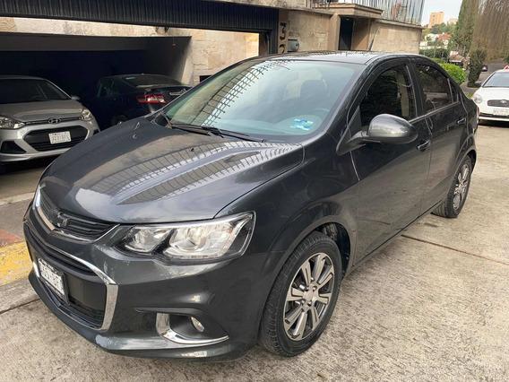 Chevrolet Sonic Ltz Premier 2017