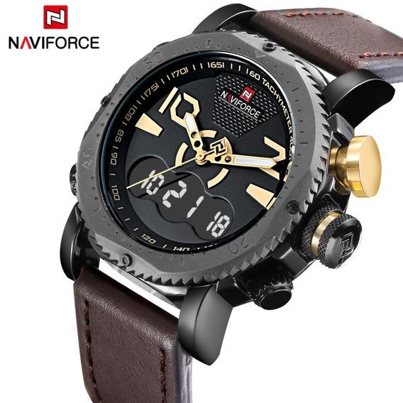 Relógio Naviforce 9094 Analógico Digital Com Caixa