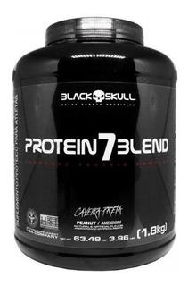 Whey Protein 7 Blend (1,8kg) - Black Skull - Promoção