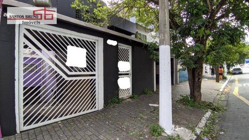 Casa Comercial Com 668 M², Com 12 Salas E 11 Banheiros E 4 Vagas De Garagem. Jd São Paulo/santana - São Paulo/sp - (11) 97200-3334 - Cláudio. - Pr0043