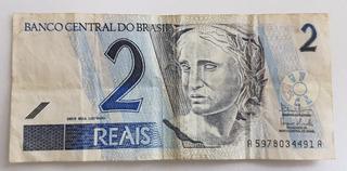 Billetes De Brasil -reales- Moneda Nacional