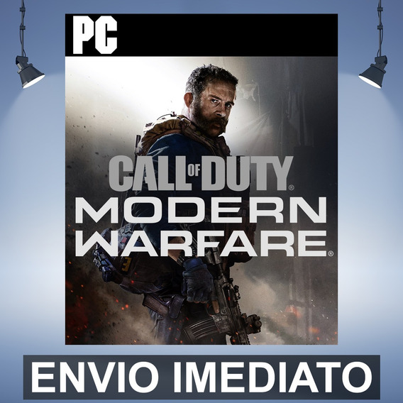 Call Of Duty Modern Warfare Pc Battle Net Blizzard - Codigo