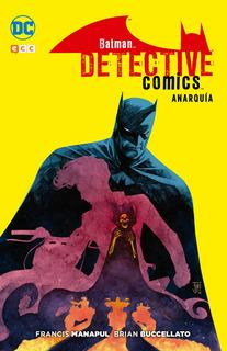 Batman Anarquia Ecc Nuevos 52 Joker