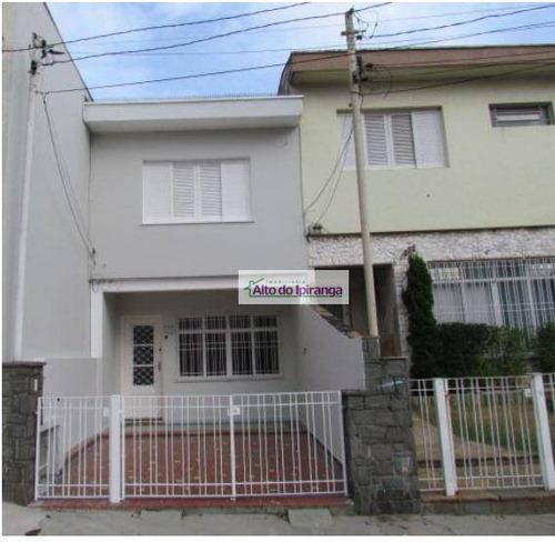 Sobrado Com 2 Dormitórios Para Alugar, 100 M² Por R$ 2.300,00/mês - Vila Monumento - São Paulo/sp - So1138