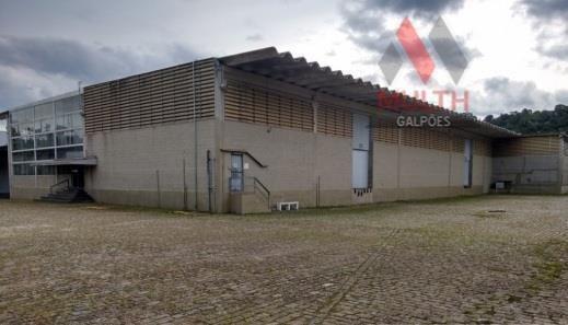 Galpão Comercial Para Locação, Embu Das Artes. - Ga0232 - Ga0232