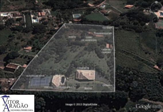 05001 - Sitio 4 Dorms. (4 Suítes), Atibaia - São Paulo/sp - 5001