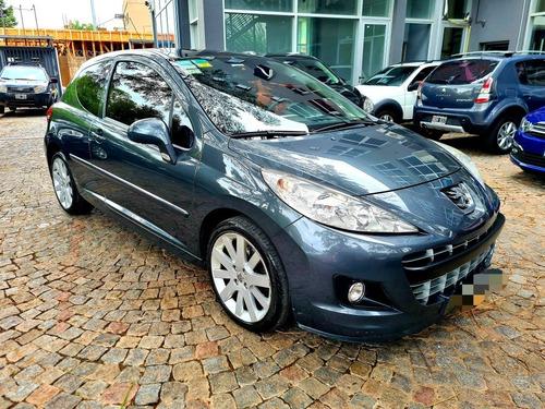 Peugeot 207 Gti 1.6 156cv. 3ptas 2012 84.000km Fcio. T/usado