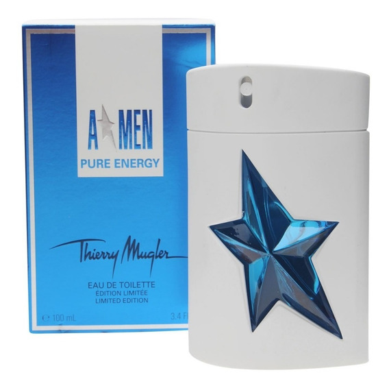 Decant Amostra Do Thierry Mugler A* Men Pure Energy 10ml