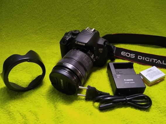 Câmera Canon T5i Lente 18:135mm