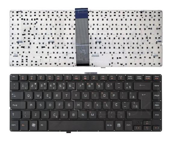 Teclado Qlc Aeqlc600010 2b-42103q100 Notebook Lg P42 P420