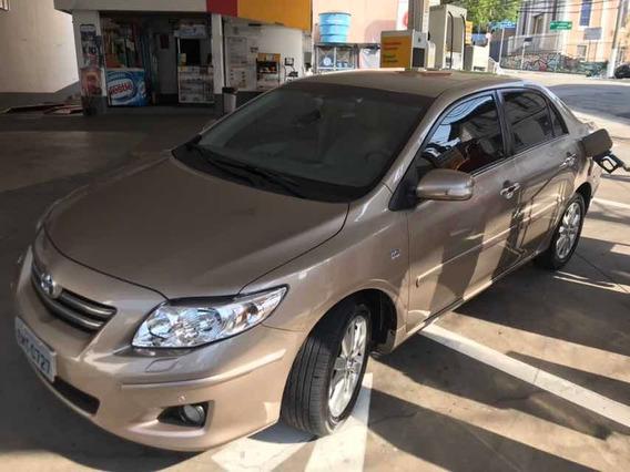 Toyota Corolla Se-g 1.8 Flex Aut.