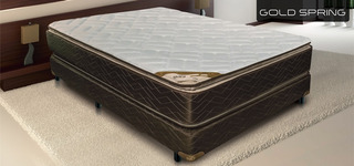 Sommier Gani Goldspring 2 P 140cmx30cm Resort Pillow