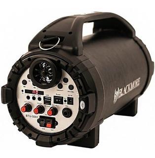 Blackmore Btu-5001-b Pro Altavoz De Audio Recargable Con Blu