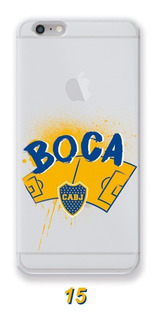 Funda Boca Juniors Cancha iPhone 6g/6s Plus