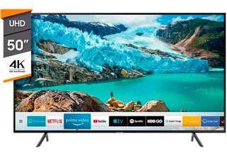 Smart Tv Samsung 50 4k Ultra Hd Ru7100
