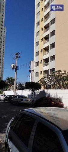 Apartamento Com 2 Dormitórios À Venda, 58 M² Por R$ 310.000 - Jardim Zaira - Guarulhos/sp - Ap4507