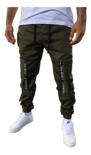 Pantalón Jogger Army
