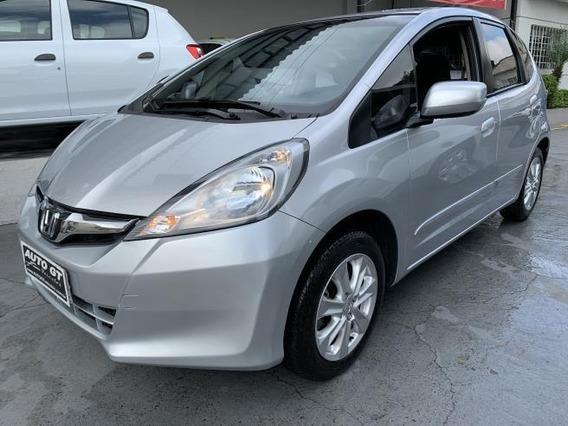 Honda Fit Lx 1.4 Flex Automático Ano 2013