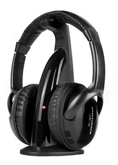 Headset Wireless Powerpack Cvrf-332 Para Tv Pc