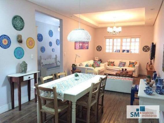 Casa Residencial À Venda, Parque São Diogo, São Bernardo Do Campo. - Ca0029
