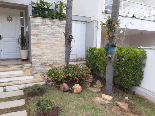 Imagem 1 de 30 de Casa À Venda, 284 M² Por R$ 1.800.000,00 - Condomínio Tivoli Park - Sorocaba/sp - Ca2417