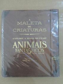 Livro: A Maleta De Criaturas - Newt Scamnder Completa