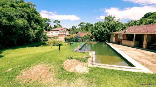Sítio Com 3 Dorms, Sertão Do Ingá, Ubatuba - R$ 800 Mil, Cod: 1152 - V1152