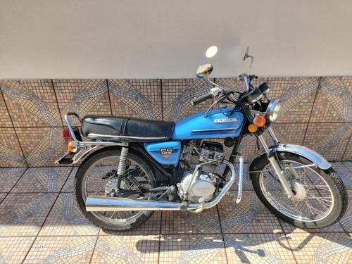 Imagem 1 de 7 de Honda Cg 125