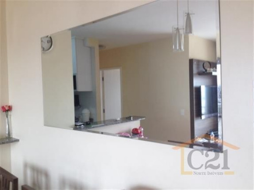 Apartamento, Venda, Parque Novo Mundo, Sao Paulo - 6343 - V-6343