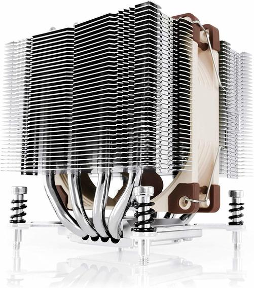 Enfriador De Cpu Premium, Intel, Lga1356 Y Lga1366 (marron)