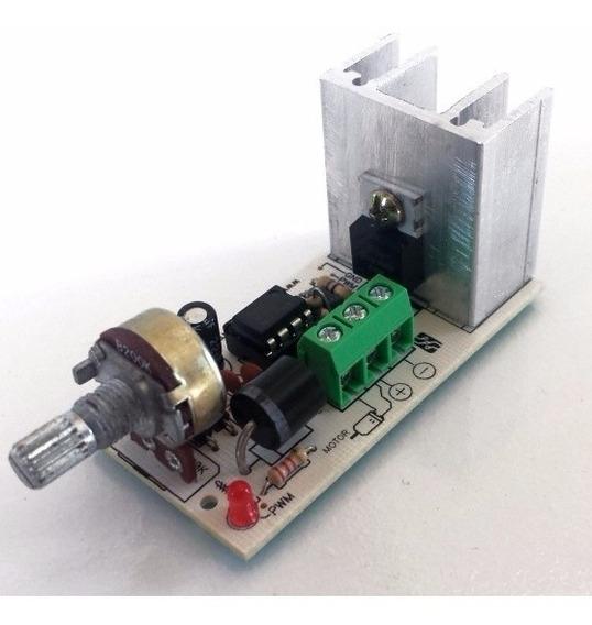 Controlador Pwm Para Motor Parafusadeira