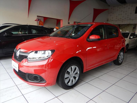Renault Sandero 1.6 Expression 8v Flex 4p Manual 2015