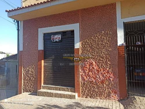 Salão Para Alugar, 40 M² Por R$ 1.000,00/mês - Jardim Vila Formosa - São Paulo/sp - Sl0069