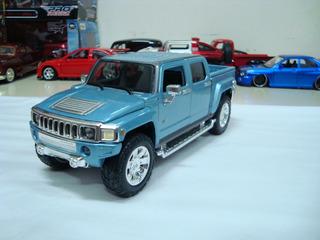 Miniatura Hummer H3t 1/26 Maisto Raro #g20