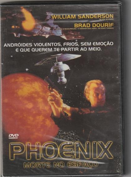 Dvd Phoenix - Morte No Espaço ( Legendado E Lacrado)