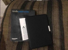Kindle Paperwhite!