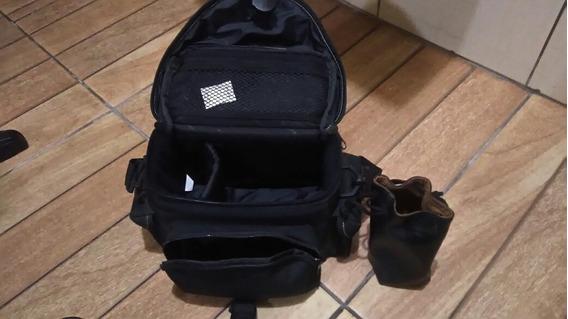 Câmera Fotográfica Analógica Canon Ultrasonic Eos 500 N