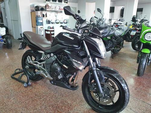 Kawasaki Er6n 2012 - Impecable - Financiacion - Permutas