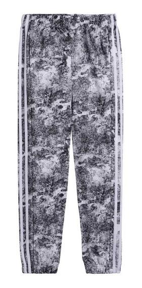 Pantalon Moda adidas Felpa Francesa 3 Tiras Niños