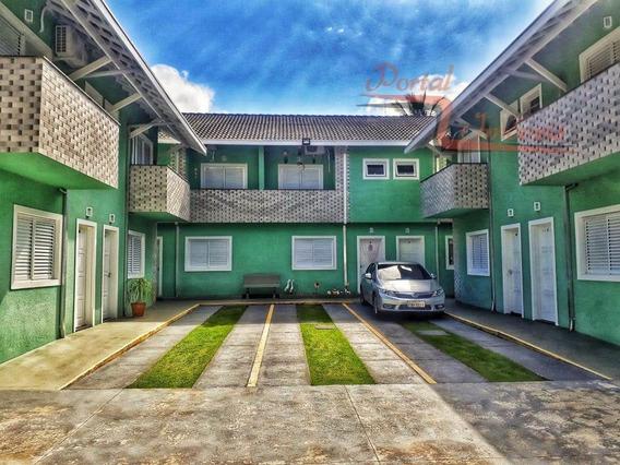 Casa À Venda No Bairro Prainha Em Caraguatatuba/sp - 1631