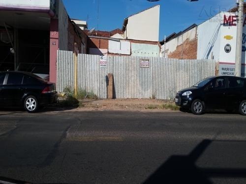 Terreno Residencial À Venda, Centro, Bauru - Te0142. - Te0142
