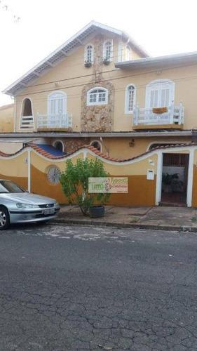 Imagem 1 de 21 de Casa À Venda No Jardim Antonio Von Zuben - Campinas/sp - Ca1138