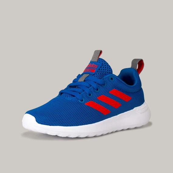 Tenis adidas Lite Racer Clnk Ee6958 Azul Mujer #23 Al #24
