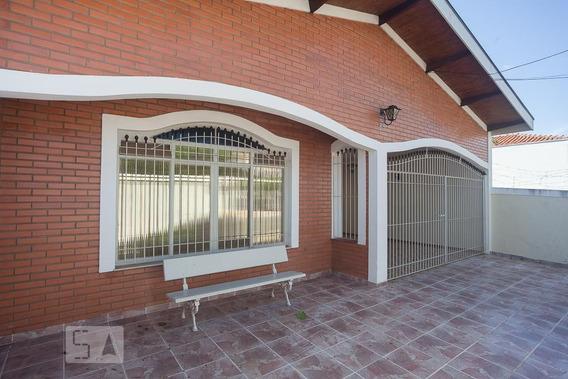 Casa Com 3 Dormitórios E 4 Garagens - Id: 892989937 - 289937