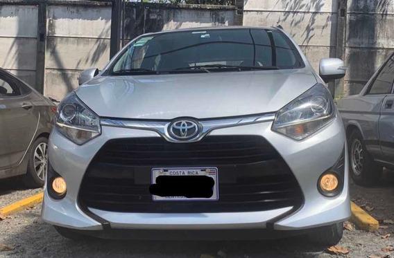 Toyota Agya Hatchback