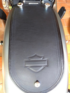 Protetor Paralama Harley Davidson/ Rear Fender Bib Modelos