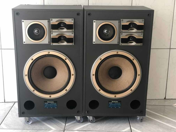 Caixas Acústicas Technics Sb-g305 Ñ Marantz Sansui Gradie
