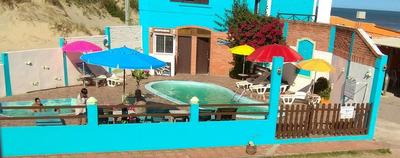 Alquiler Barra Del Chuy Frente Al Mar Con Picinas Wimpy
