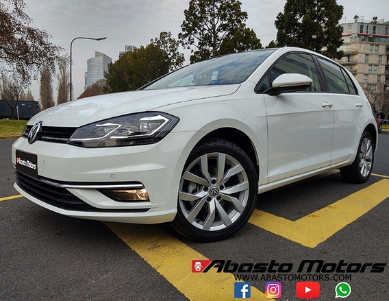 Vw Volkswagen Golf Highline Tsi 0km 2020 Entrega Inmediata L