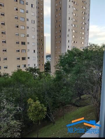 Imagem 1 de 10 de Apartamento 53 M² Com 2 Dormitórios Em Barueri! - 2275